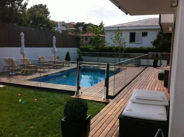 Barrera de piscina Ariane