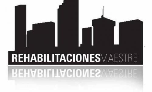 Logotipo de Rehabilitaciones Maestre