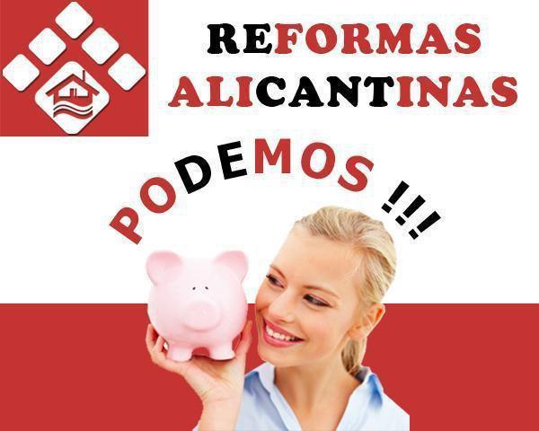 Reformas Alicantinas