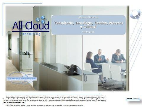 All Cloud Consulting