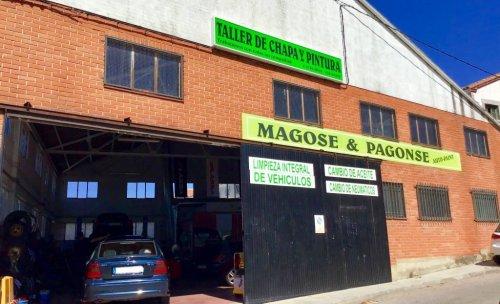 Autopaint Magose & Pagose