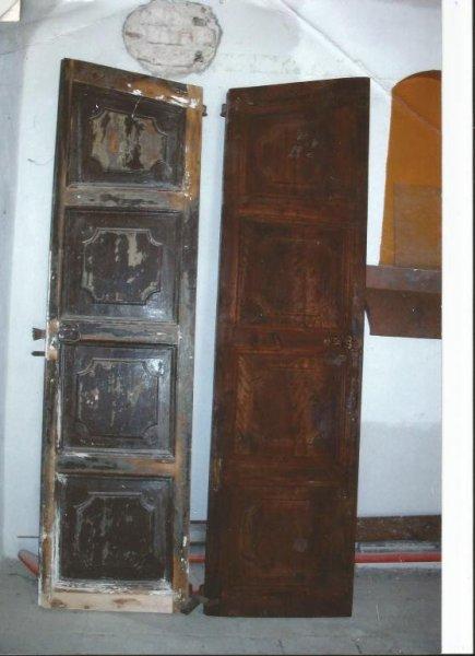 Restauracions de portes
