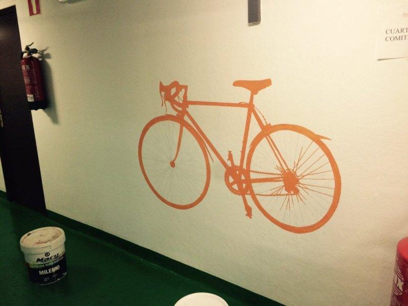 dibujos en la pared pintura acrilica