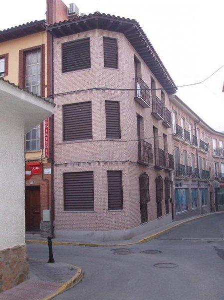 Edificio de pisos en Illescas (Toledo)