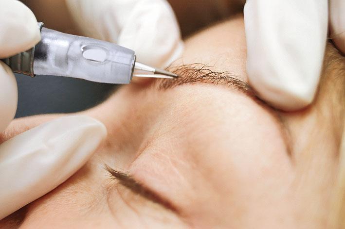 Micropigmentación cejas pelo a pelo