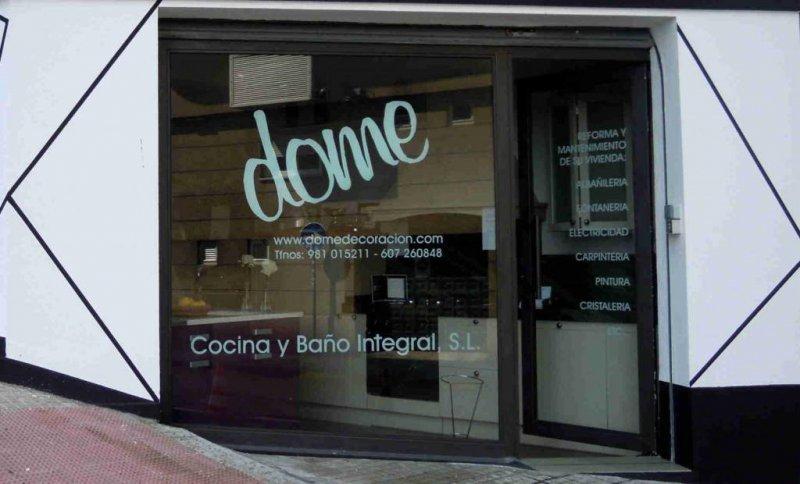Dome Decoración, reforma de viviendas, cocinas y baños en A Coruña