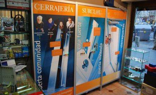 Cerrajería Surcl@u, cerrajeros en Barcelona
