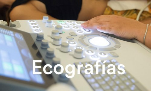Ecografia muscular en Madrid precio