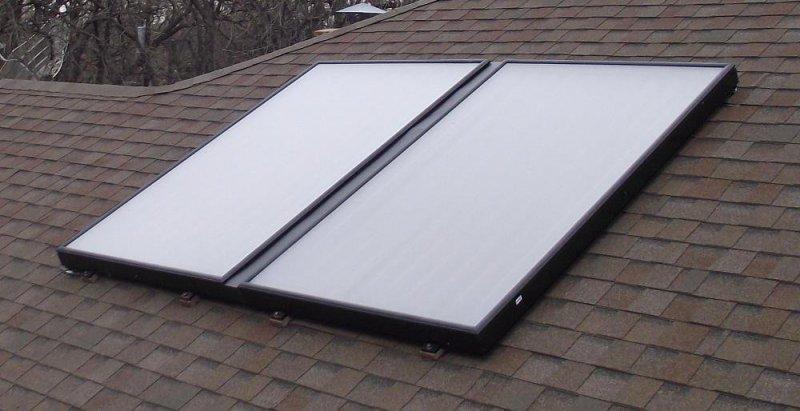 Instalación de energía solar térmica en Pontevedra
