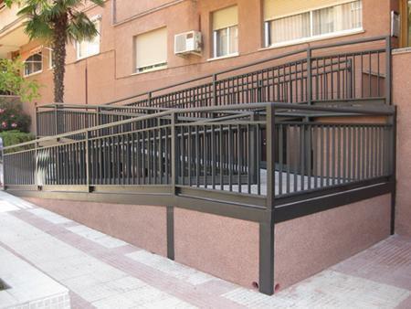 Supresion de barreras arquitectonicas