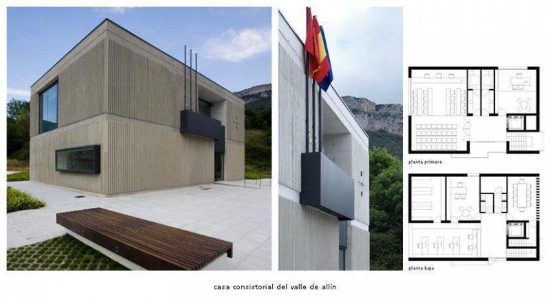 Casa Consistorial del Valle de Allín