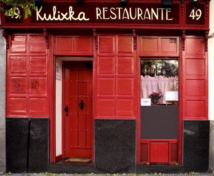 Restaurante Marisquería Kulixka