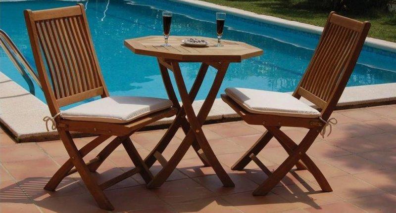 INTERIORS TON SARRÀ - Muebles terraza y jardín