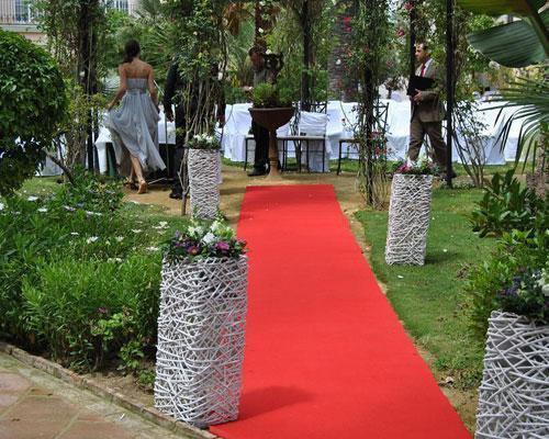 Cuidadas ceremonias