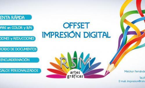 RSM Artes Graficas