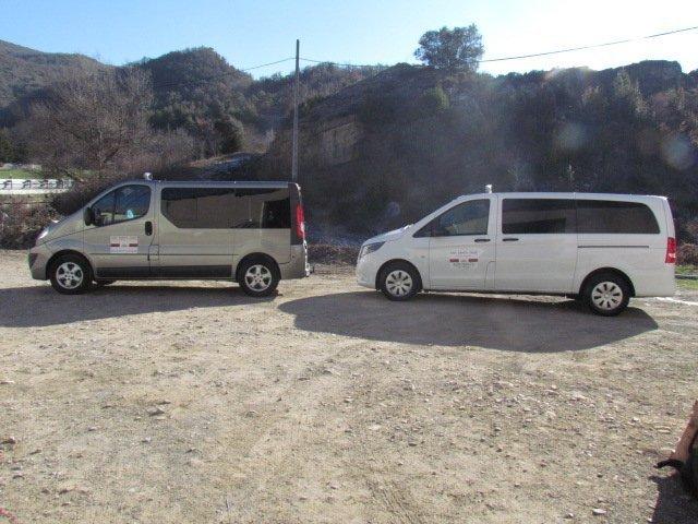 Taxi Santa Cruz