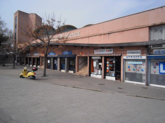 Tienda Fisica en Mercat de Montserrat