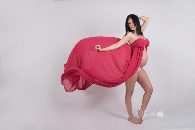 Fotografía embarazada de Vfotografía