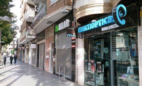 MultiOpticas Igual y Bets, Catarroja, fachada