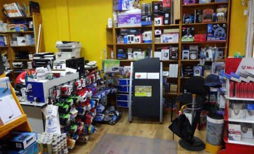 Interior tienda en Lasarte-Oria