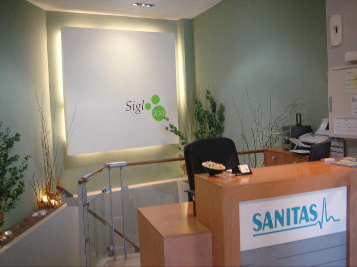 Fisioterapia Siglo XXI, clínica en Boadilla del Monte