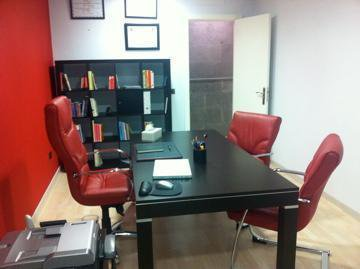 Despacho de terapias
