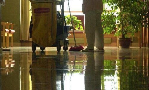 limpieza a empresas en Vizcaya
