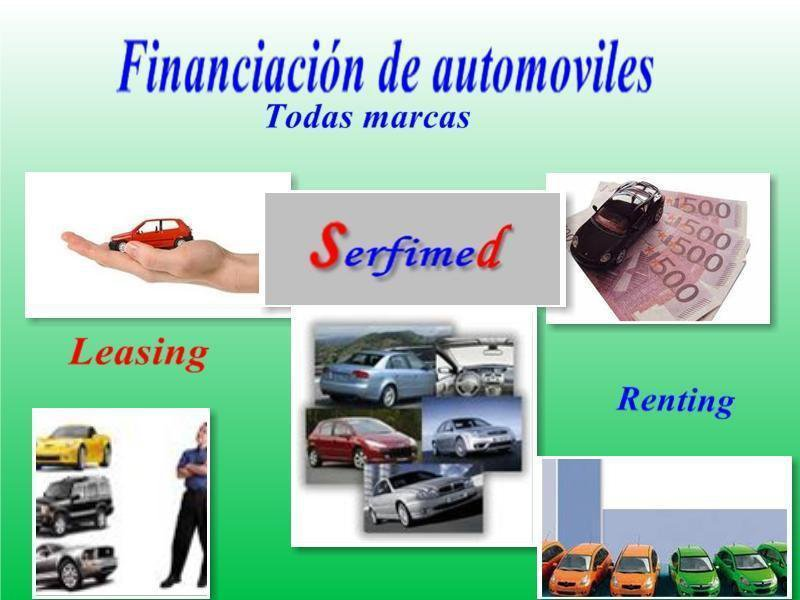 Especialistas en Financiación, Leasing y Renting de vehículos