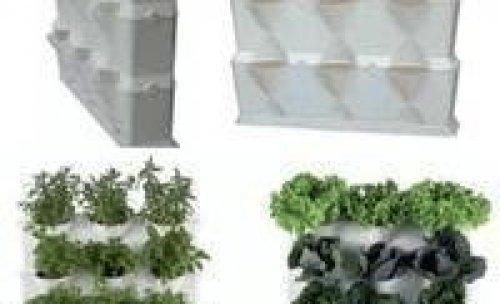 minigarden para cultivar plantas aromáticas, flores, hortalizas, etc..