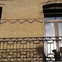 Fachadas de ventanas rotura en bicolor