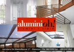 aluminioh!  Carpintería de aluminio y pvc fabricación propia.