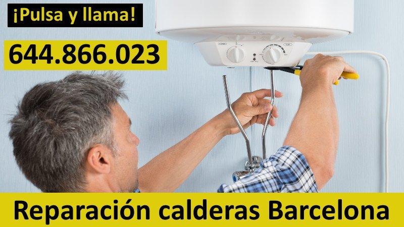 Reparacion calderas Barcelona