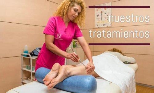 Centro fisioterapia en Carabanchel, Madrid