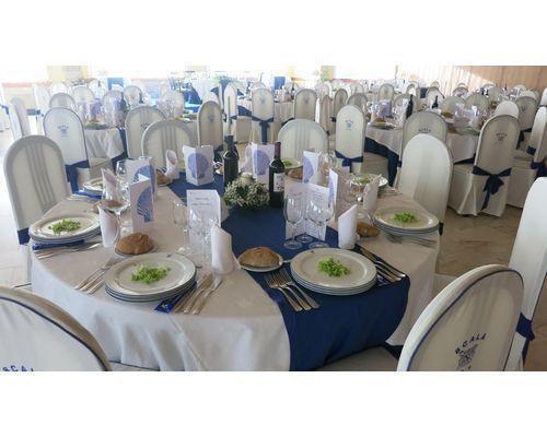 Salon banquete azul