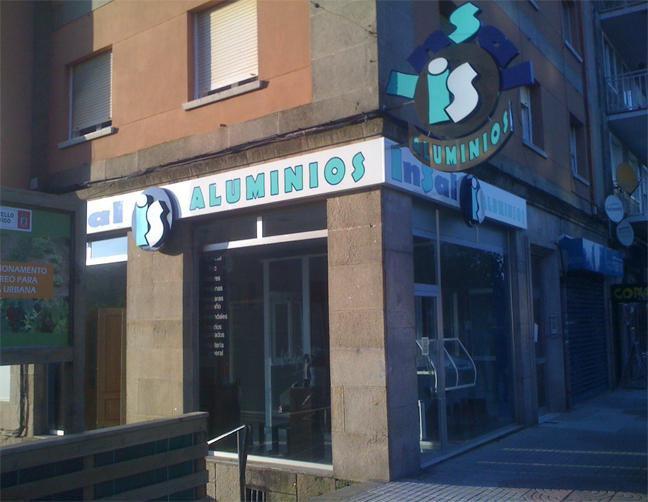 Insal Carpintería de Aluminio