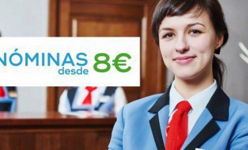 Asesoría para hostelería - Nóminas desde 8 euros