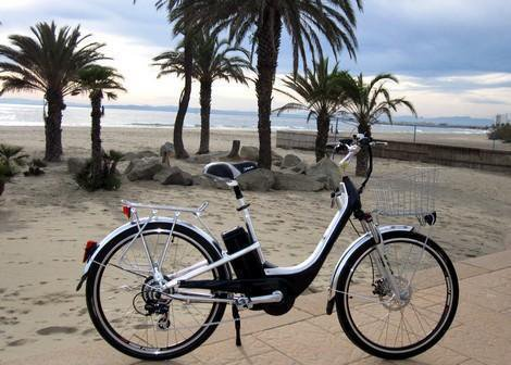Bicicletas Electricas B-E-A