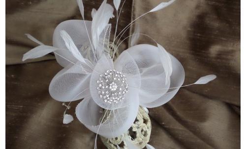 Exclusivos ramos de novia realizados a mano