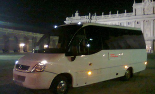 Servicios VIP, Transfer Door to door