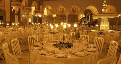 Espectacular casa con capilla para celebrar tu boda religiosa y disfrutar de un entorno unico