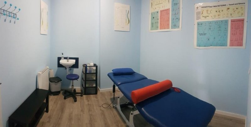 Sala tratamiento 1