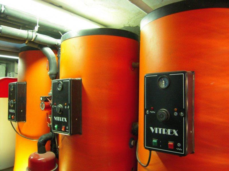 Sistema producció ACS amb Geotèrmia