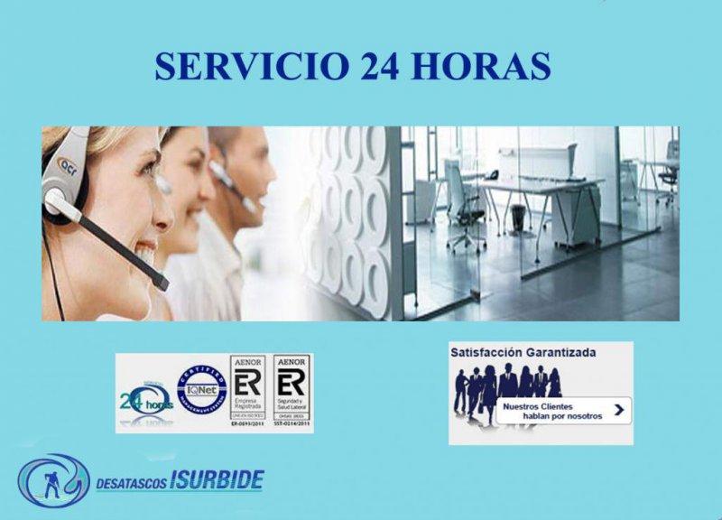 SERVISIO 24 HORAS