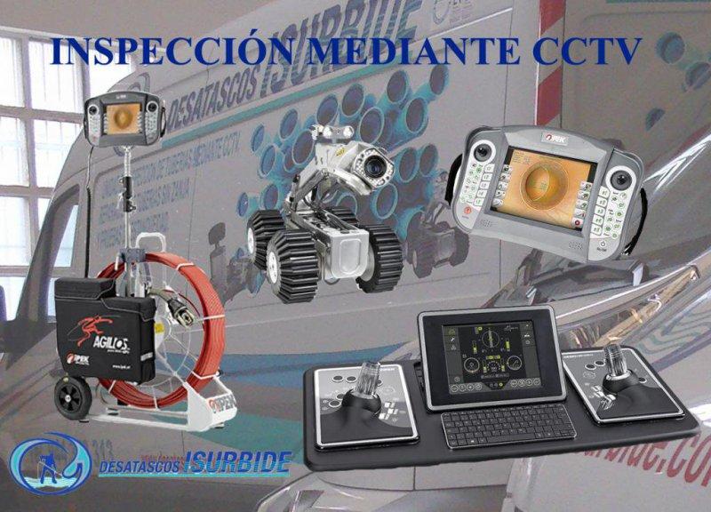 INSPECCIONES CON CAMARA CCTV
