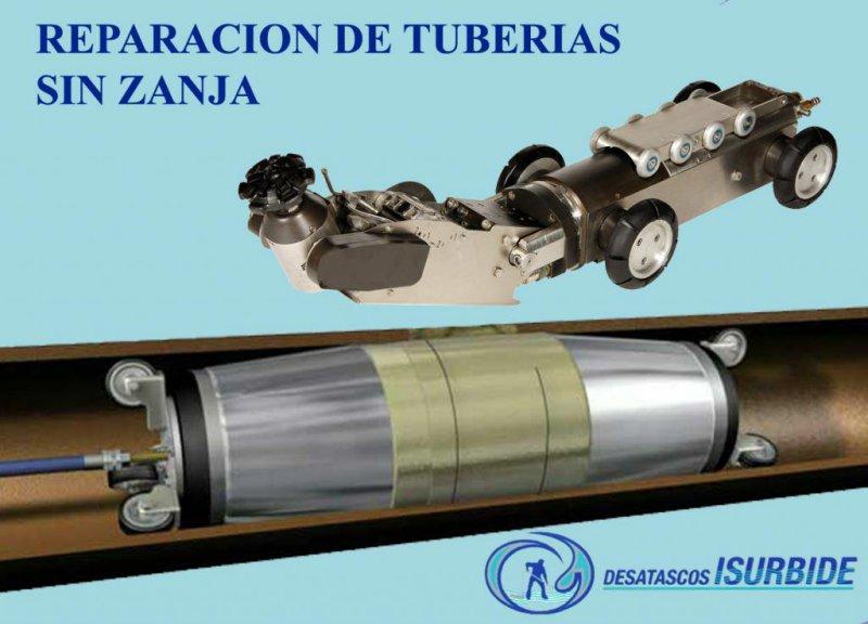 REHABILITACION DE TUBERIAS