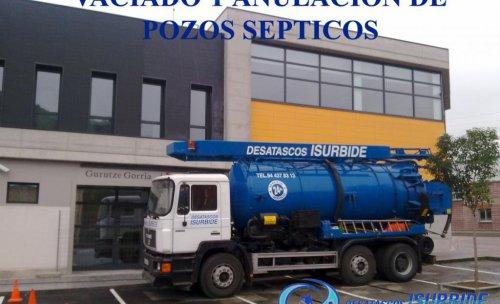VACIADO DE POZOS SEPTICOS