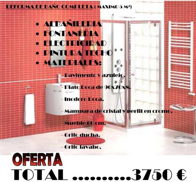 Reforma tu baño al mejor precio en A Coruña