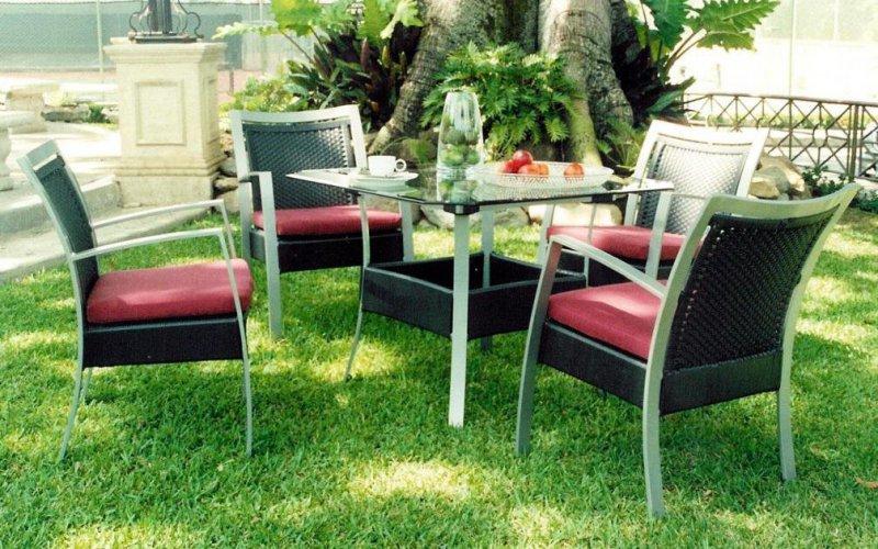 Top Garden, mobiliario para jardín y terrazas en Málaga