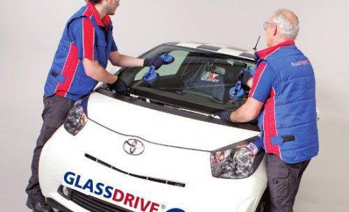Glass Drive Pozuelo