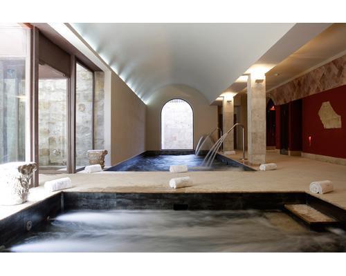 Instantánea del spa del hotel palacio de mengibar